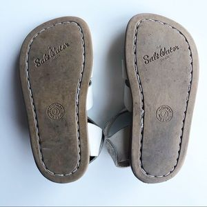 Salt Water Sandals by Hoy Shoes - Salt Water Sandals White Size 7